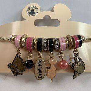 Disney Parks Alice & Wonderland Bracelet